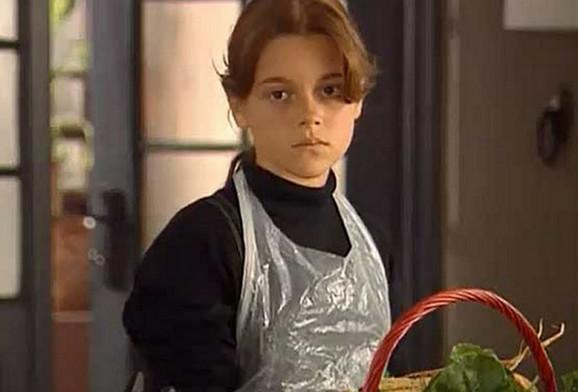 Sofija Jović u ulozi Milice
