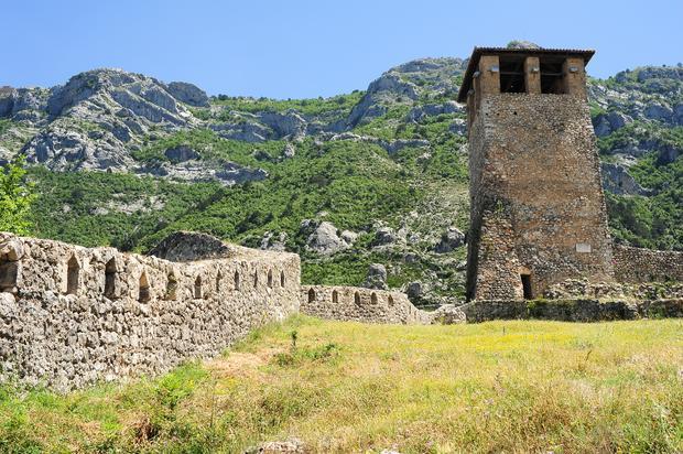 Kruja (Krujë), Albania