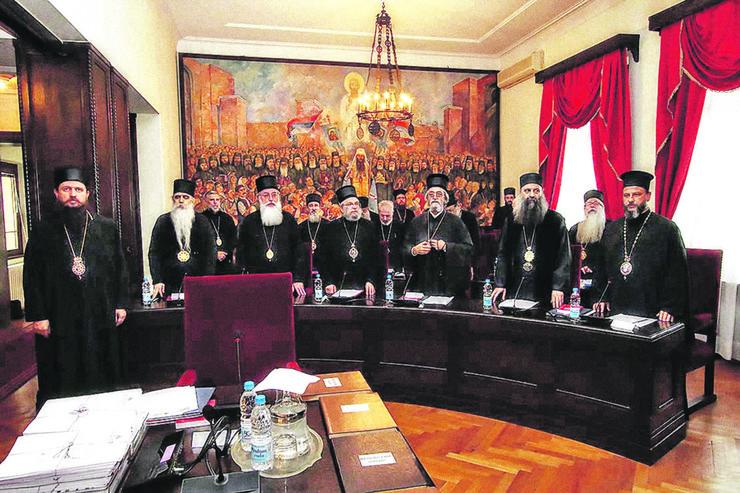 Sinod SPC je od vladika doslovce sakrio poziv carigradskog patrijarha