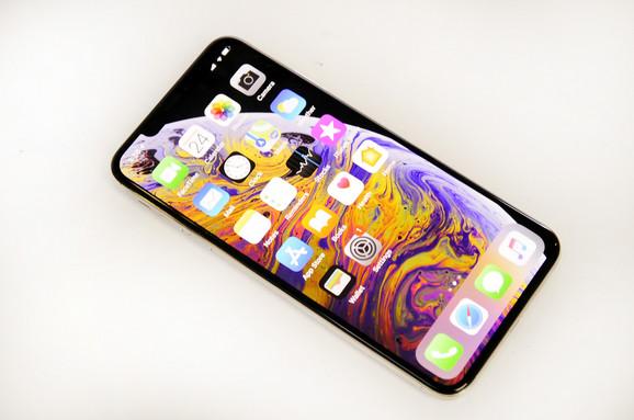 iPhone Xs Max ima dualnu kameru sa oba sočiva od 12MP