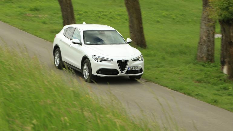 Alfa Romeo Stelvio 2.2 TD AWD Q4