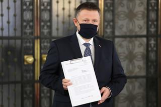 KO oczekuje informacji premiera o stratach związanych z budową elektrowni w Ostrołęce