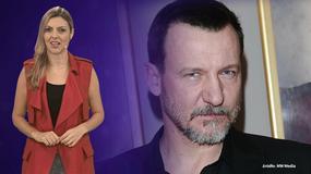 """Robert Więckiewicz o współczesnych celebrytach; tajemnice """"Czterech pancernych"""" - Flesz filmowy"""