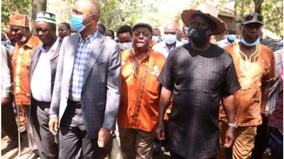 Details emerge on 4 resolutions made during Raila's meeting with Kikuyu elders ahead of 2022 elections