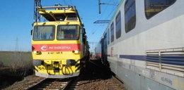 O włos od kolejowej katastrofy na Podkarpaciu