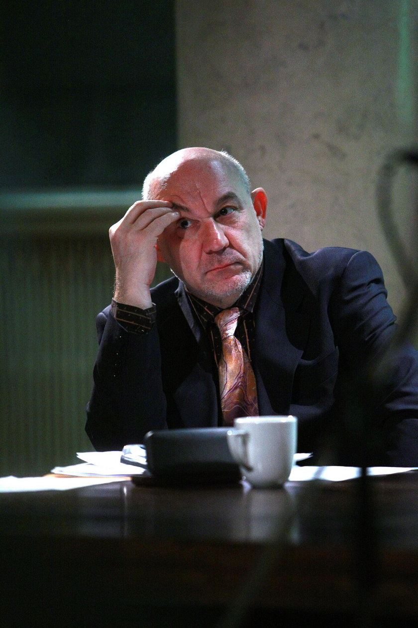 Andrzej Blumenfeld nie żyje