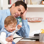 ĐETIĆI NA PORODILJSKOM Novi trend u Crnoj Gori, sve više očeva koristi odsustvo sa posla