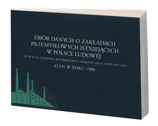 Polskie zakłady przemysłowe istniejące w czasach PRL [RECENZJA]