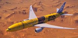 Gwiezdne Wojny na samolotach!