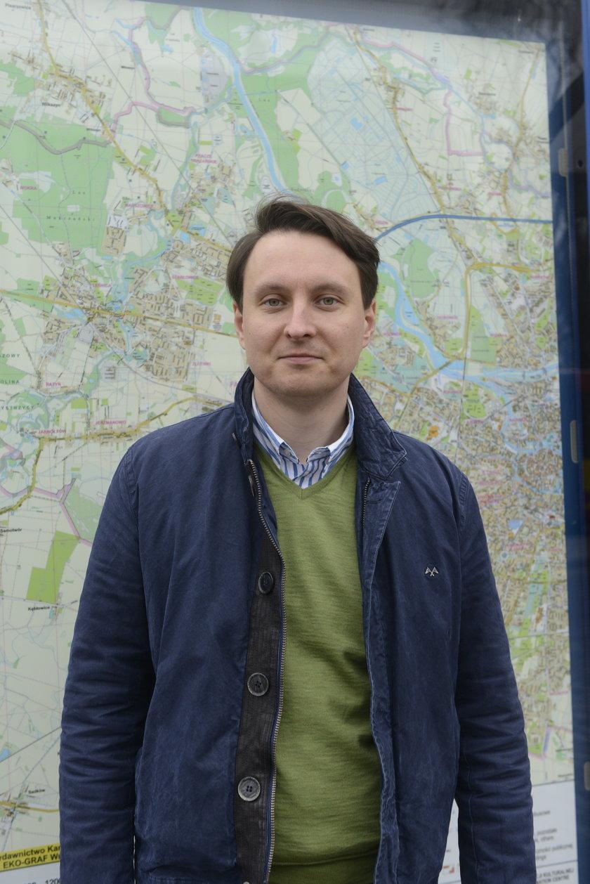 Sebastian Loren z Bezpartyjnych Samorządowców