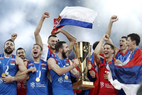 Odbojkaši i odbojkašice Srbije dominiraju Evropom, imajući u vidu da su i jedni i drugi šampioni starog kontinenta
