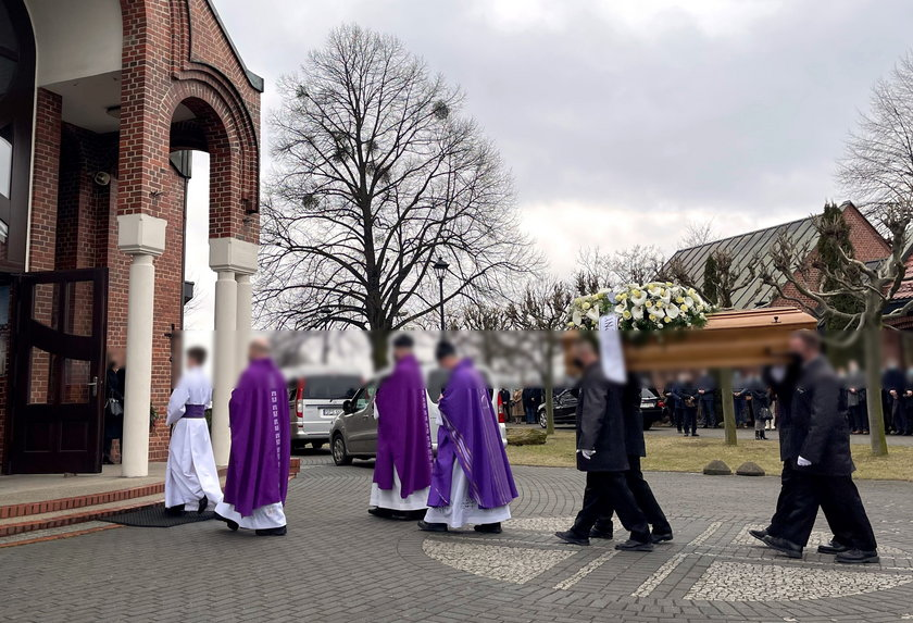 Pogrzeb Karola Kani (†81l.)