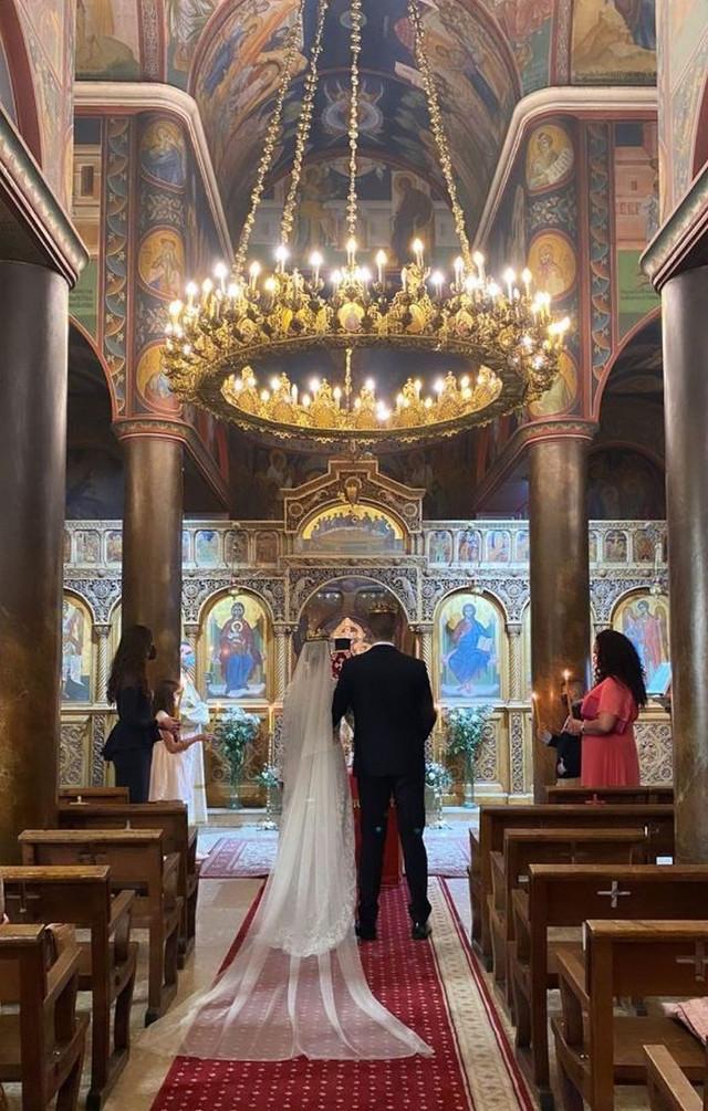 Venčanje Sare i Jovana