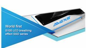 Avexir S100: pierwszy dysk z platformy crowdfunding
