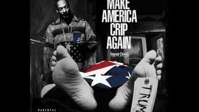 Snoop Dogg skrytykowany za okładkę z Trumpem