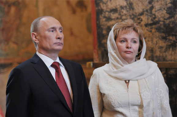 Krenuli različitim putem: Vladimir i Ljudmila