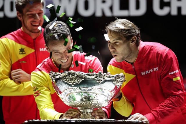 Roberto Bautista-Agut i Rafael Nadal sa Salatarom