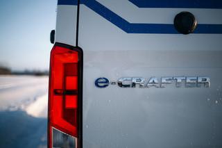 e-Crafter wjeżdża do Polski