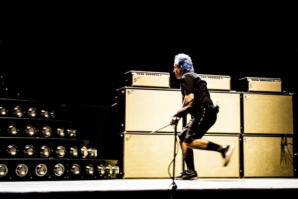Koncert Green Day w Tauron Arena Kraków