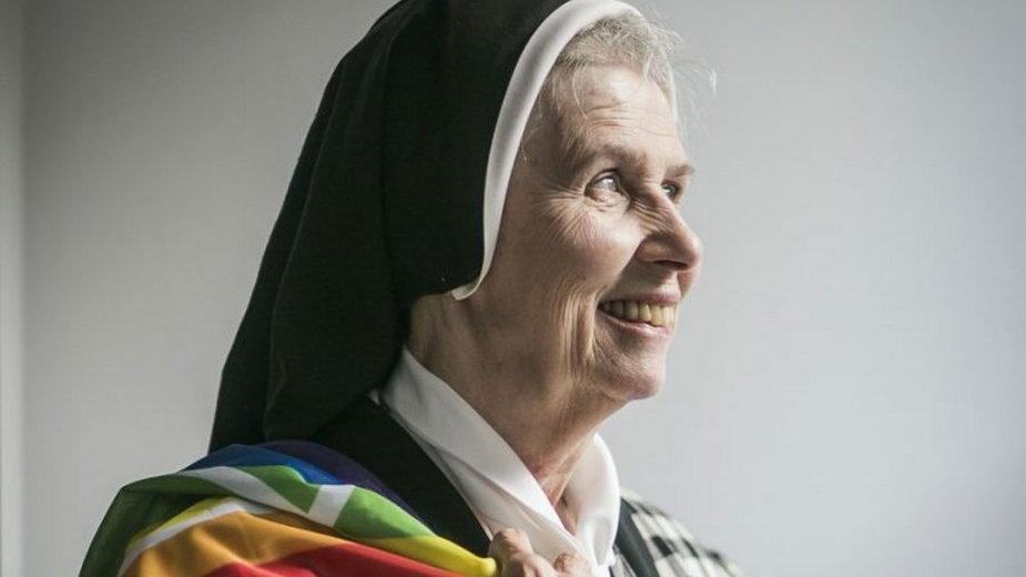 siostra Jeannine Gramick - fot. Tomasz Kaczor