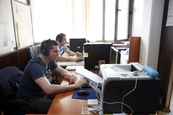 Neprekidni pozivi - Info centar u katastru u 27. marta