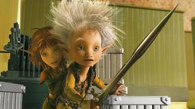 """Fragment filmu """"Artur i Minimki 3. Dwa światy"""" - Pędzący pociąg"""