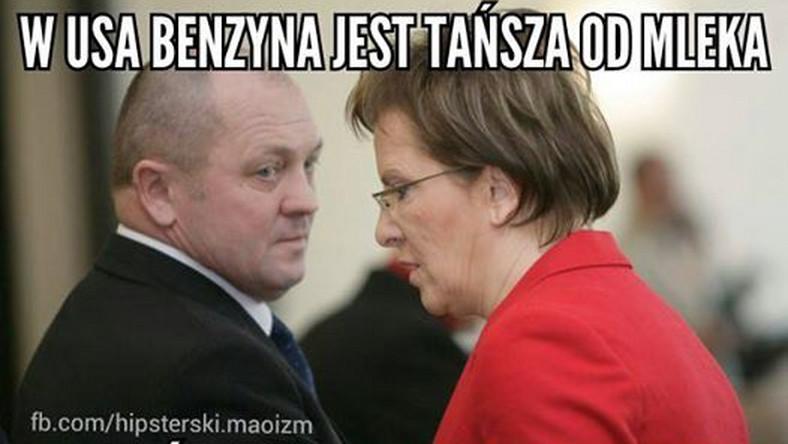 Donald Tusk chciał zrobić z polski zieloną wyspę, Ewa Kopacz ma większe ambicje i szykuje nam prawdziwą Amerykę.