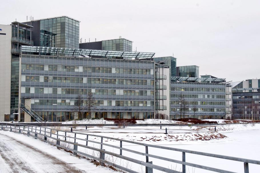 FINLAND NOKIA HEADQUARTERS