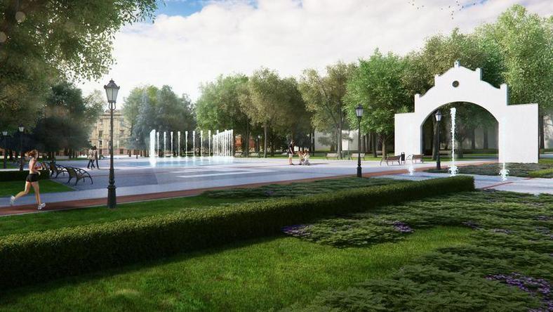 Przebudowa obu miejsc ma podkreślić historyczny układ urbanistyczny tej części miasta