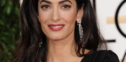 Żona Clooneya broni syna Kaddafiego