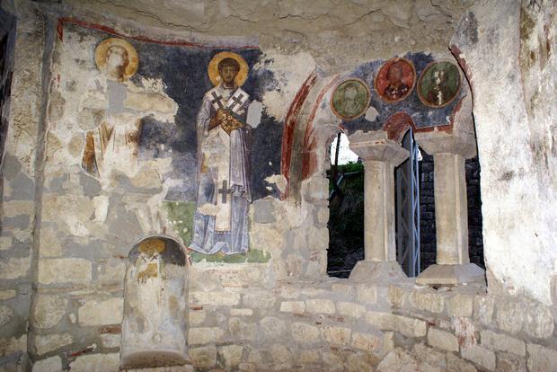 Demre, kościół św. Mikołaja