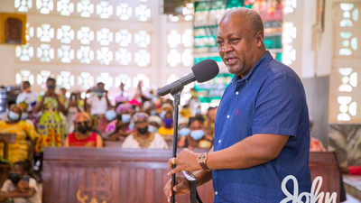 """Mahama's 2024 elections """"do or die"""" comment apt - NDC grassroot supporters"""