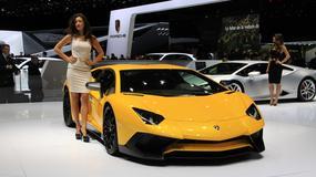 Lamborghini Aventador LP750-4 SV - karbonowe szaleństwo (Genewa 2015)