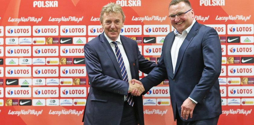 Nowy selekcjoner reprezentacji Polski!