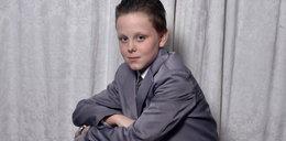 Chłopiec z kajdankami. 11-letni Christian Grey!