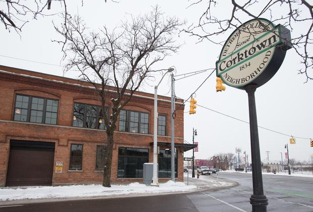 Ośrodek Forda powstaje w najstarszej dzielnicy Detroit
