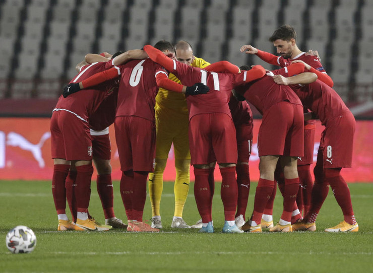 Fudbalska reprezentacija Srbije