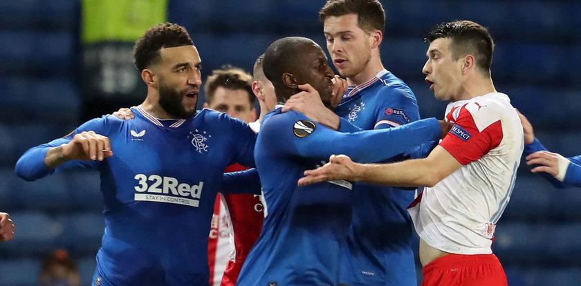 Piłkarz zdyskwalifikowany na 10 meczów za rasizm