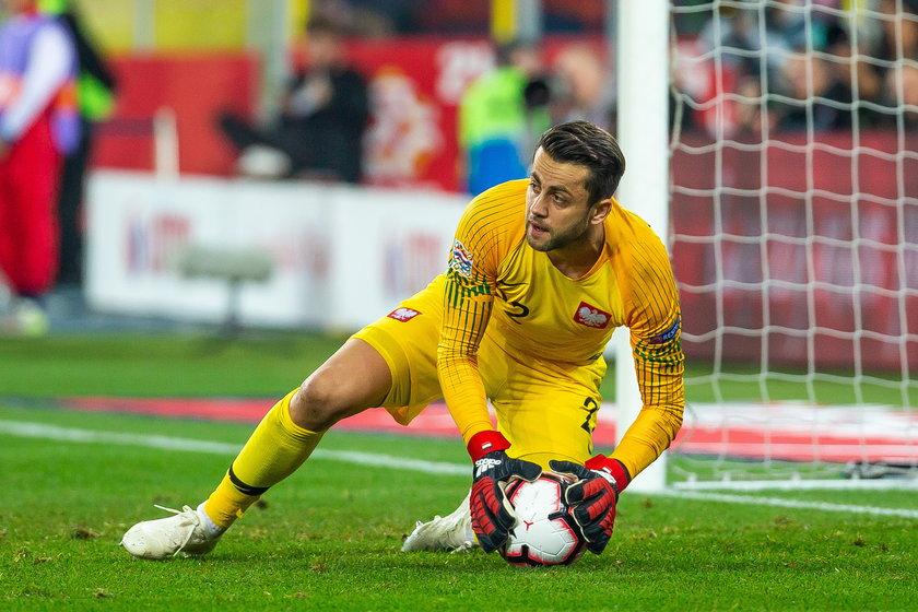 Pilka Nozna. Reprezentacja. Liga Narodow. Polska - Portugalia. 11.10.2018