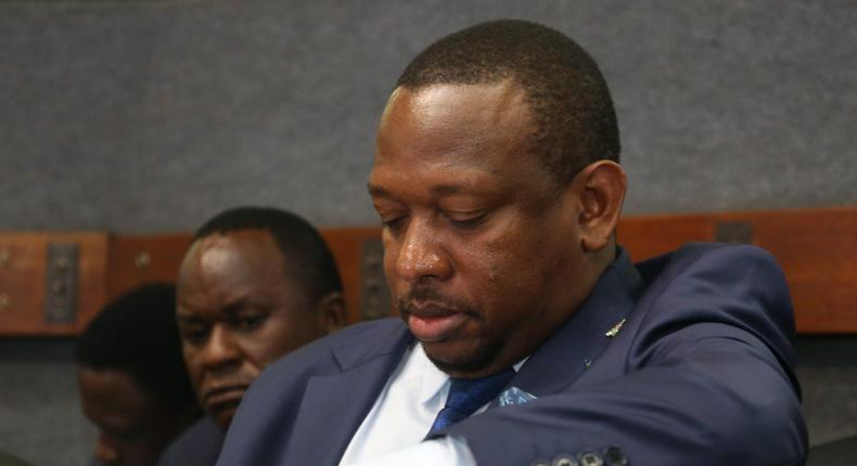 Governor Mike Sonko orders closure of Banda Street, Accra Lane and Gedi Lane within Nairobi CBD to allow conversion into one-way streets