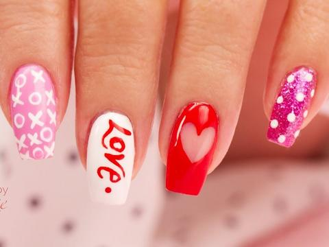 valentine's day 2020 5 cute nail art ideas article