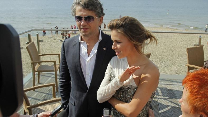 Natasza z mężem