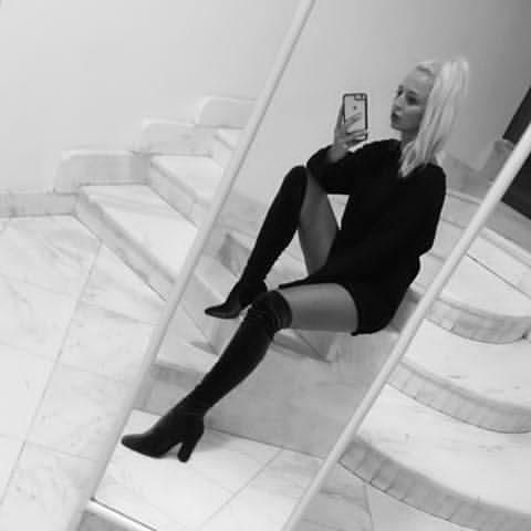 Seksowna modelka Aleksandra