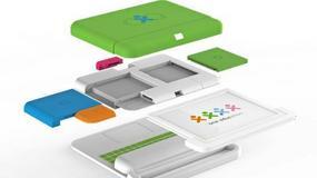 XO-Infinity - modularny laptop dla uczniów