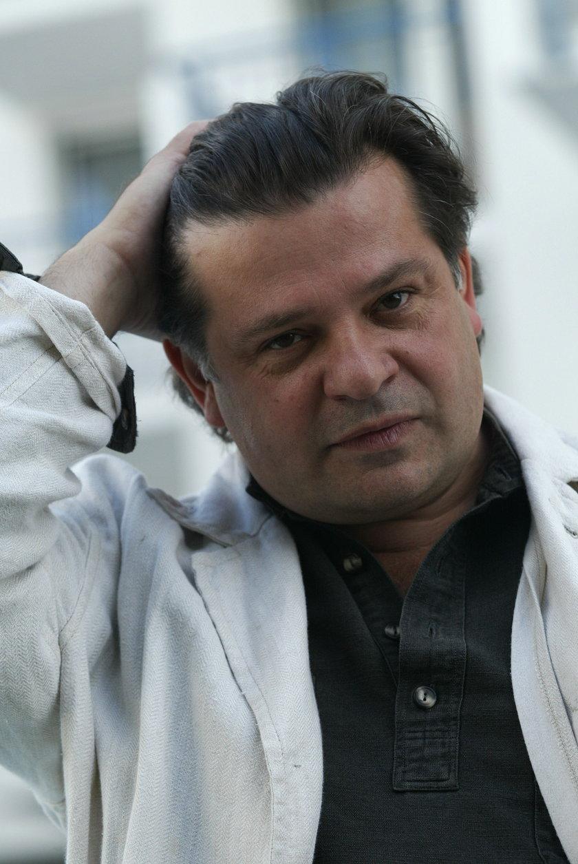 Krzysztof Globisz w lipcu 2003 roku