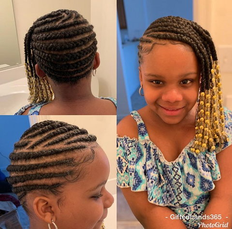 Enjoyable 10 Cornrow Styles For Your Daughter Article Pulse Live Kenya Schematic Wiring Diagrams Amerangerunnerswayorg
