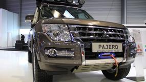 Mitsubishi Pajero: odświeżona japońska terenówka (Poznań 2015)