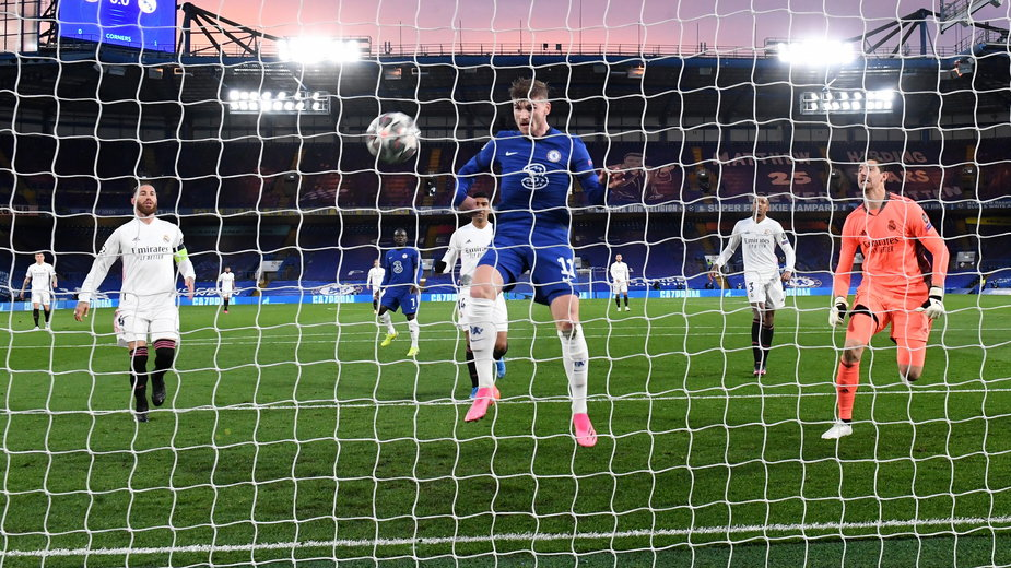 Chelsea - Real Madryt