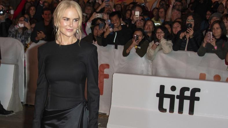 Aktorka gości w tym tygodniu na festiwalu filmowym w Toronto...