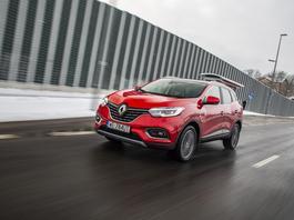 Renault Kadjar 1.3 TCe – nie tylko lepszy wygląd | TEST